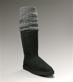 I used to hate these boots but now that I'm old and all about being comfortable, I'm thinking I want a pair.