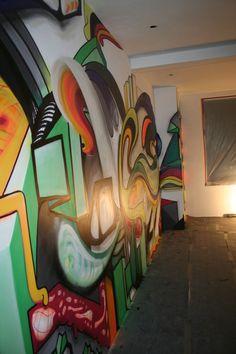 4f36d444e0907 Graffiti wall   Bunschoten-Spakenburg The Netherlands