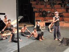 Phare - the cambodian circus. information after the performance
