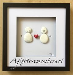 A personal favourite from my Etsy shop https://www.etsy.com/au/listing/520199865/snowmen-and-a-heart