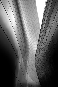 Disney Concert Hall Los Angeles 2, photography by Franck Follet
