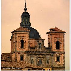 Fachada Iglesia de San Ildefonso.Toledo