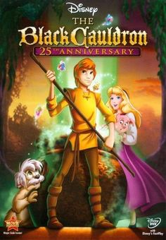 The Black Cauldron [25th Annivesary] [Special Edition] [DVD] [1985] - Front_Standard
