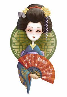 Ilustraciones: JAPAN