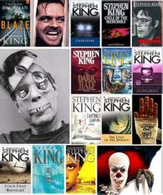 Stephen King, anyone?