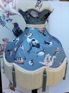 House of Hackney's Flights of Fancy lamp+*