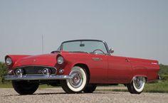 1955 Ford Thunderbird!