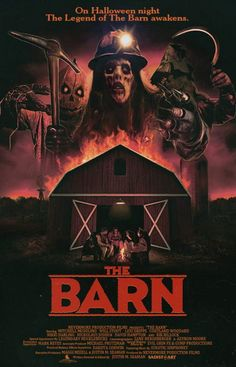 Justin M. Seaman's The Barn now has a poster and trailer attached to the new movie. The trailer and poster scream retro horror movie and it sure is. Halloween Movies, Halloween Horror, Scary Movies, Great Movies, Snoopy Halloween, Horror Movie Posters, Movie Poster Art, Horror Movies, Horror Pics