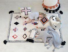 Nuevas colecciones de alfombras lavables Lorena Canals | Decoideas.Net