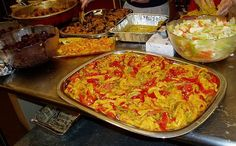 Israeli Women Demonstrate Foods from the Holyland Israeli Food, Israeli Recipes, Jerusalem Cookbook, Middle Eastern Recipes, Falafel, Paella, Entrees, Hanukkah, Ethnic Recipes