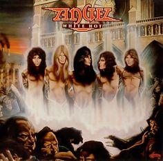 Angel - White Hot 1977