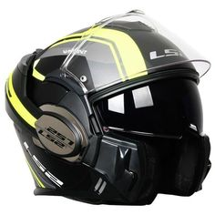LS2 FF399 DOUBLE LENS MODULAR MOTORCYCLE HELMETS