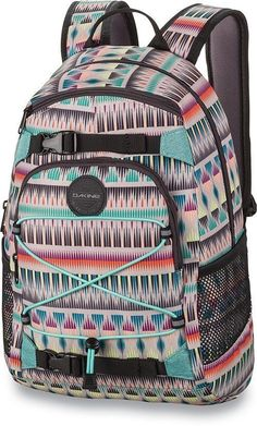 30a50d2690f47 Buy Dakine Womens Grom 13L Zanzibar Backpack at the longboard shop in The  Hague