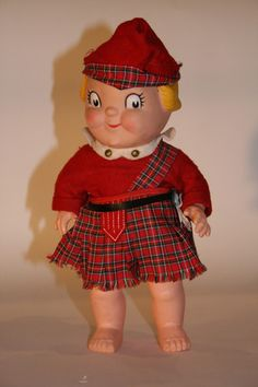 1960s Campbell Soup Doll | Vintage Duds and Decor