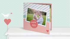 Livre photo mariage Bohème ! Format A4 paysage 29,7 x 21,0 cm, à partir de 29,95€ #Mariage #albumphoto #albummariage #albumphotomariage #livrephotomariage #photomariage