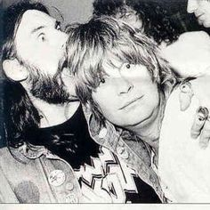 A heavy metal love in with Lemmy and Ozzy Osbourne