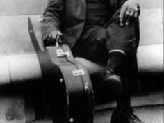 Mississippi John Hurt, born March 8, 1892, was a ragtime/blues singer, songwriter and guitar player whose songs have been covered by Bob Dylan, Jerry Garcia and Doc Watson.  #TodayInBlackHistory