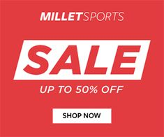Millet Sports Winter Sale! Christmas Offers, Winter Sale, Sports, Hs Sports, Sport