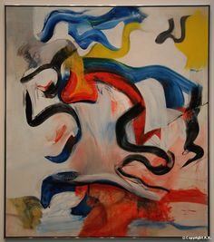 Willem de Kooning - Untitled V