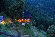 Eders Einkehr, romantische Gastwirtschaft hoch über dem Ossiacher See