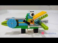 Проекты IQrobotics. Робототехника для школьников - YouTube