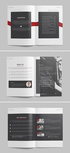 Company Profile Brochure Template INDD - 24 pages Company Profile Design Templates, Cartoon Kids, Print Templates, Brochure Template, Case Study, Resume, Card Templates Printable, Flyer Template, Job Resume