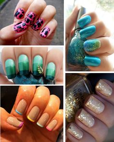 Nails Nails NailsI'm a nailpolish addict and sometimes