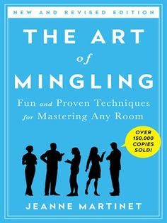 Cover of The Art of Mingling | Borrow online free with your Mesa Public Library card.