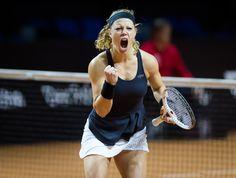 Siegemund & Pliskova impress as they advance in Stuttgart Terra Battuta, Tennis Racket, Grand Prix, Porsche, Sporty, In This Moment, Style, Fashion, Stuttgart