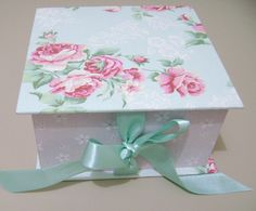 Caixa Shabby Chic | Flickr: Intercambio de fotos