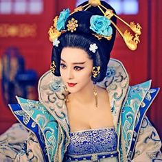 fan bingbing empress of china costume - Google Search