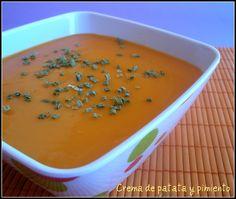 Una Fiera en mi cocina: Crema de patata y pimiento (tmx)