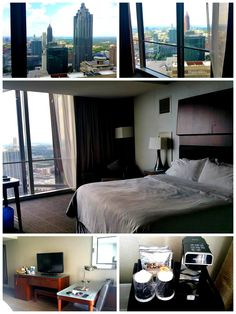 Westin Peachtree Plaza: Atlanta's Most Iconic Hotel | Review