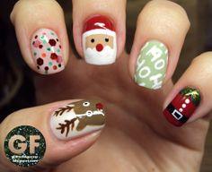 (3) Nail Art | Tumblr