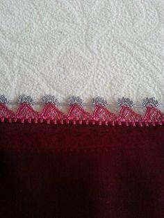 Orilla de crochet