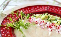 Wiosenna zupa krem z topinamburu i amarantusa - Sante Tacos, Mexican, Ethnic Recipes, Food, Essen, Meals, Yemek, Mexicans, Eten