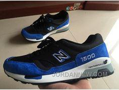 new balance 1500 men blue