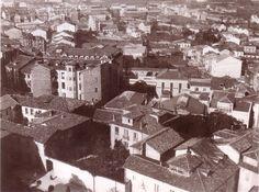 FOTOS AEREAS. 1925 antigua carcel