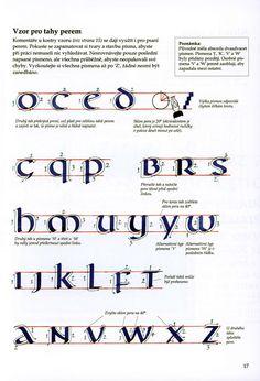 Dnes, zatímco se obdivujeme nad krásou a obratností prokázanou písaři a truchlíme nad ztrátou většiny rukopisů zničených Vikingskými nájezdy, se můžeme naučit obnovit tyto tvary písmen naším vlastním způsobem, být hrdi a těšit se z naší práce při...