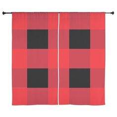 Shop Cherry Squares Curtains designed by Adrianne_Desire. Lots of different size and color combinations to choose from. Curtain Designs, Shower Curtains, Pattern, Color, Colour, Model, Patterns, Colors