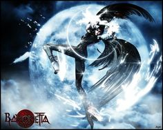 Wallpapers Video Games > Wallpapers Bayonetta Bayonetta by zeph ...