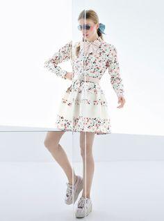 Dior - Cruise 2013 - dress