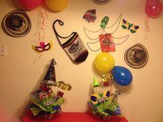 Fiesta vallenata Papi, Grande, Celebrations, School, Wedding, Ideas, Amor, Lion, Camping