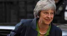 "Theresa May's claim that a ""Brexit dividend"" will fund increases in NHS spending has been rubbished by economists and senior Conservative colleagues. Tory MP Sarah Wollaston said the 'dividend' claim was ""tosh"" which 'treats the public as fools. Site Face, Theresa May Brexit, Prime Minister Theresa May, Shattered Dreams, Energy Industry, British Prime Ministers, News Blog, Environment, Politics"