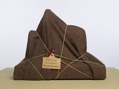 Man Ray | L'enigme d'Isidore Ducasse | originally made, 1920, for a photograph. The object was lost and in 1971 he made this new version.