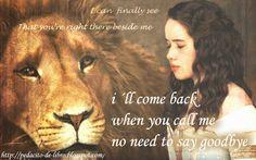 Pedacito de libro: Cronicas De Narnia #  3