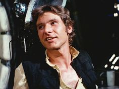 Harrison Ford returns as Han Solo in Star Wars Episode VII #starwars