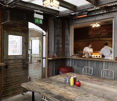 Dirty Burger, London
