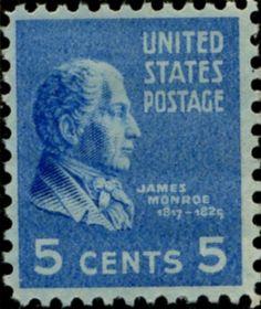 Resultado de imagem para SELO DE James Monroe
