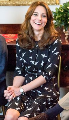 Kate Middleton's Most Memorable Outfits - March 10, 2016 from InStyle.com